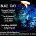 BLUE DAY (AZUL VEGETAL) – Estamparia Tradicional e Tingimento Vegetal – SHIBORI e Índigo Vegetal