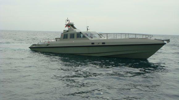 Kapal Pencegat Vitessel Mark II