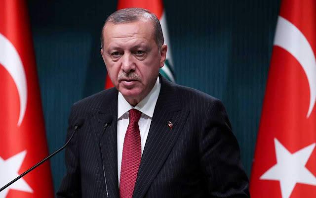 Πάγωμα δημοσίων επενδύσεων ανακοίνωσε ο Ερντογάν