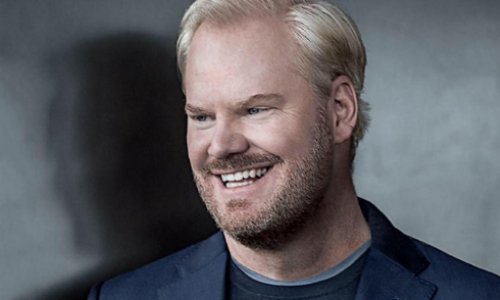 Jim Gaffigan will be in Seattle September 16, 2017.
