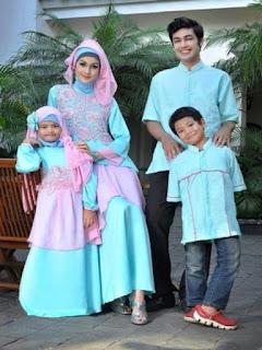 baju seragam keluarga buat lebaran