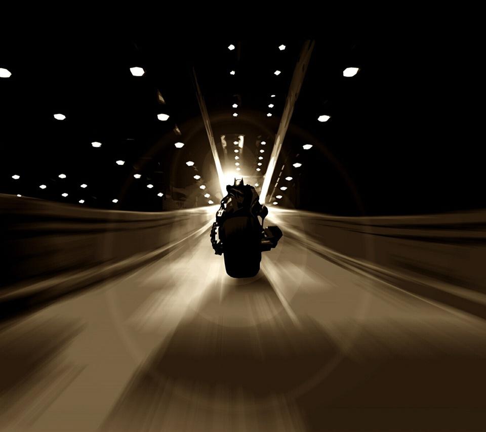 nighttime riding