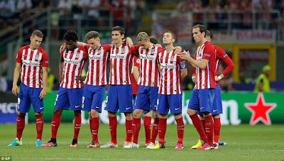 Daftar Nama Pemain Atletico Madrid Terbaru 2017