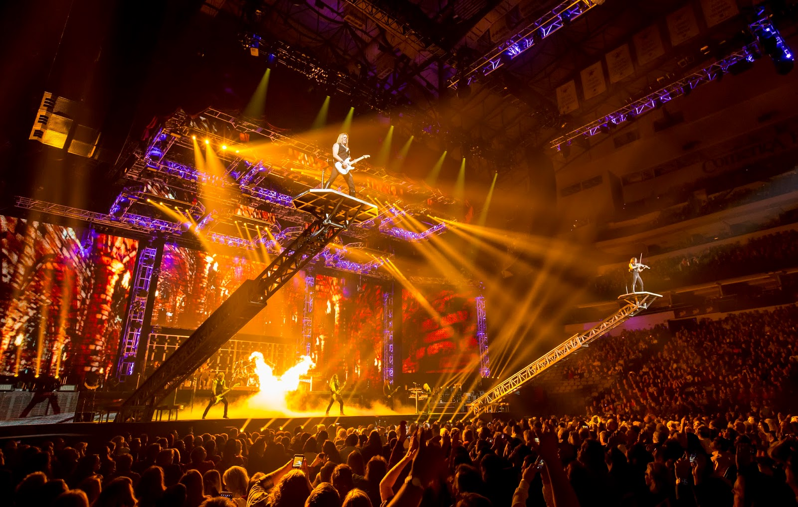 Upcoming: Trans-Siberian Orchestra, Dec. 30 at the Palace (Detroit area)