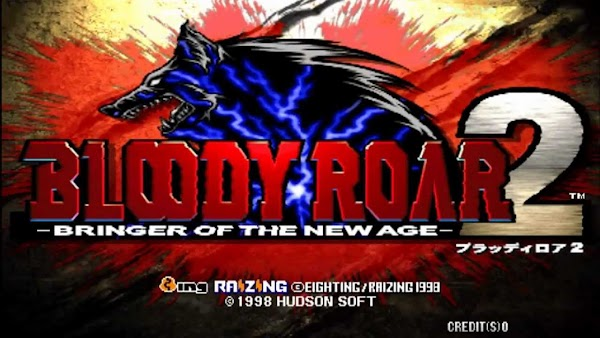 Bloody Roar 2 APK (No Need Emulator)