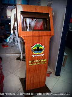 Jual Murah KiosK Touch Screen 22 Inch