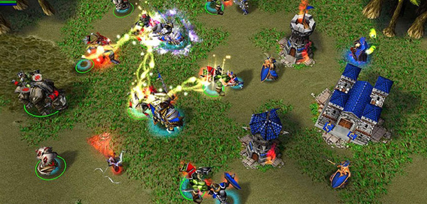 Warcraft 3 Is Back With Patch 1.27