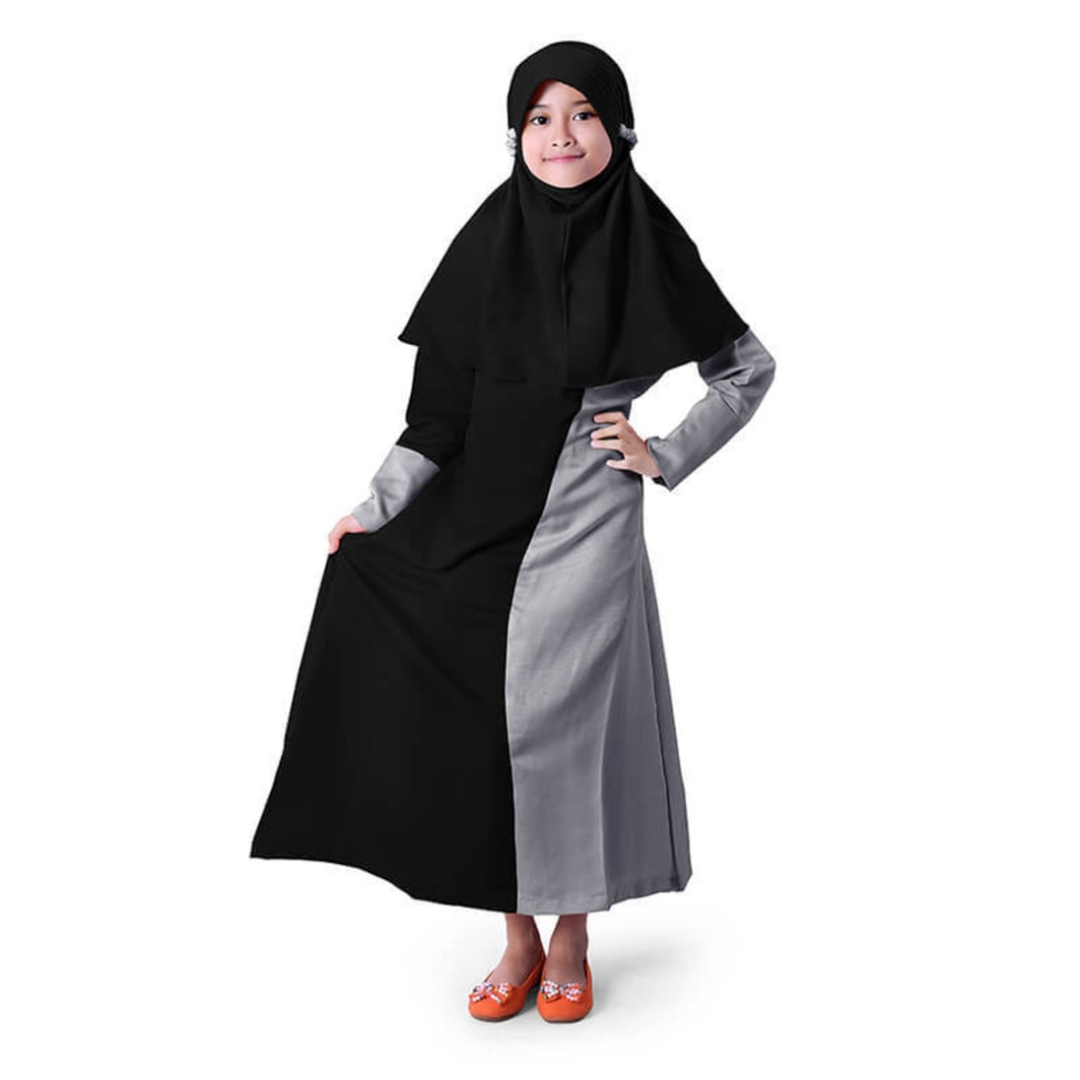 20 Model Baju Gamis Anak Perempuan Terbaru 2019 Cusngengcrut Com