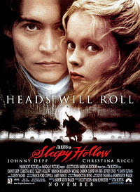 Top 10 - Filmes para ver no Halloween A Lenda do Cavaleiro sem Cabeça