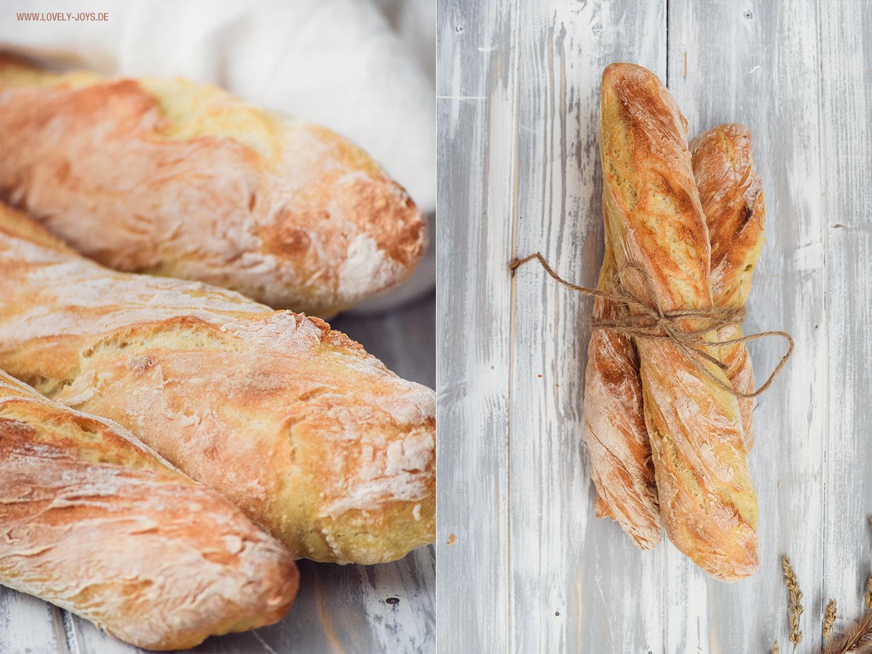 Baguettes Backen Rezept Paris Rusitkal