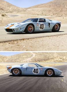 1964 Ford GT40 MK I Classic Supercar
