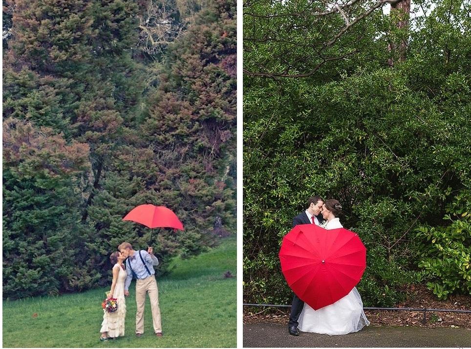 Дождь на свадьбу что делать