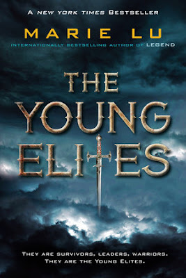 the young elites, marie lu, novedad, editorial hidra