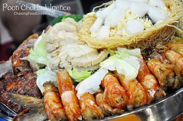 Chasing Food Dreams Restaurant Lyj Sg Buloh Poon Choi