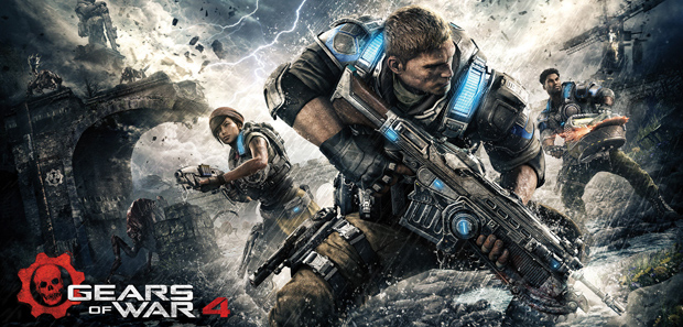 Gears of War 4 E3 2016 Co-op Gameplay Demo