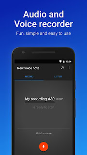 Easy Voice Recorder v2.5.2 Pro APK