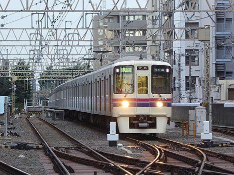 京王電鉄 都営新宿線直通 急行 大島行き2 9030系