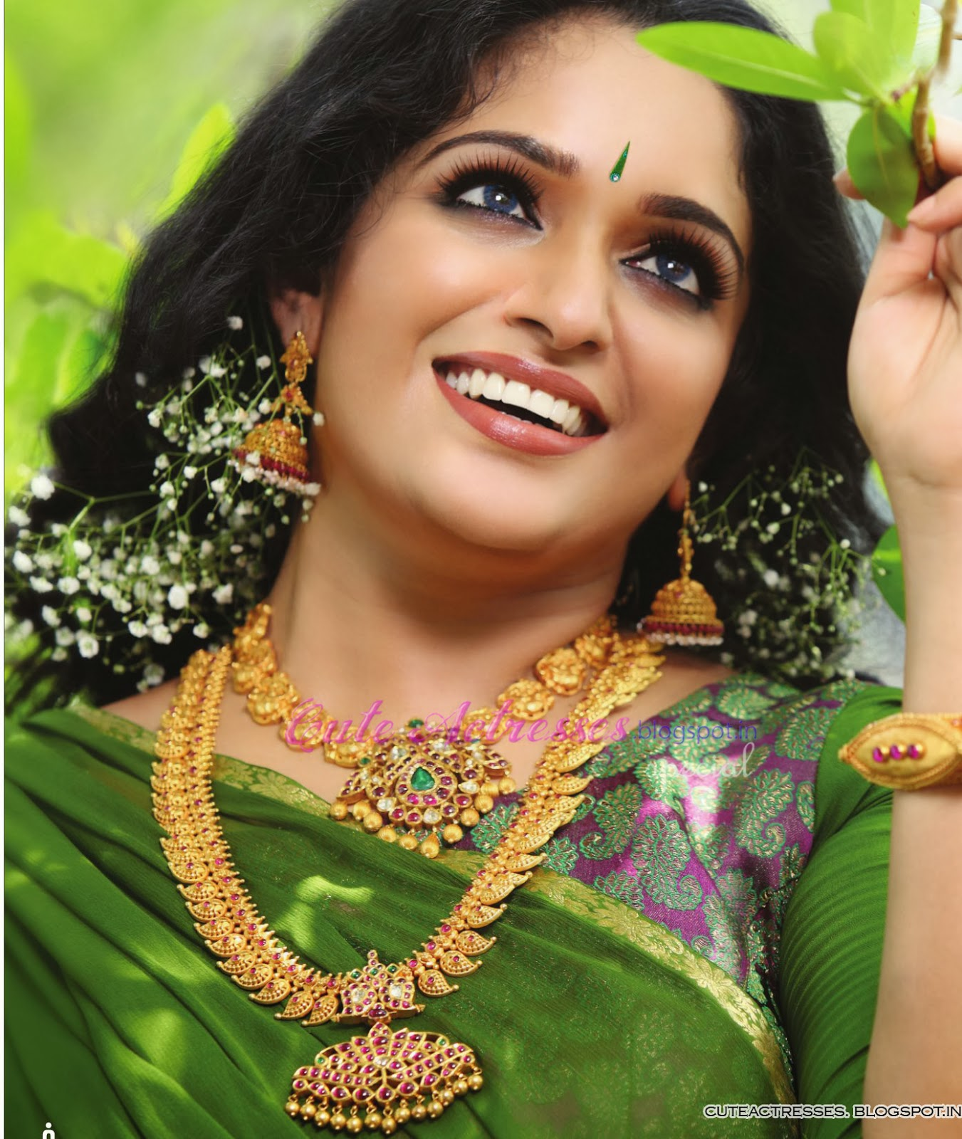 Kavya Madhavan Cute Stills