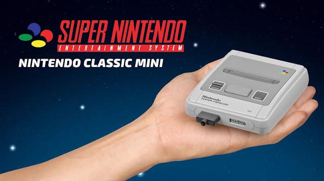 إستعراض بالفيديو لجميع مميزات جهاز Classic Mini SNES
