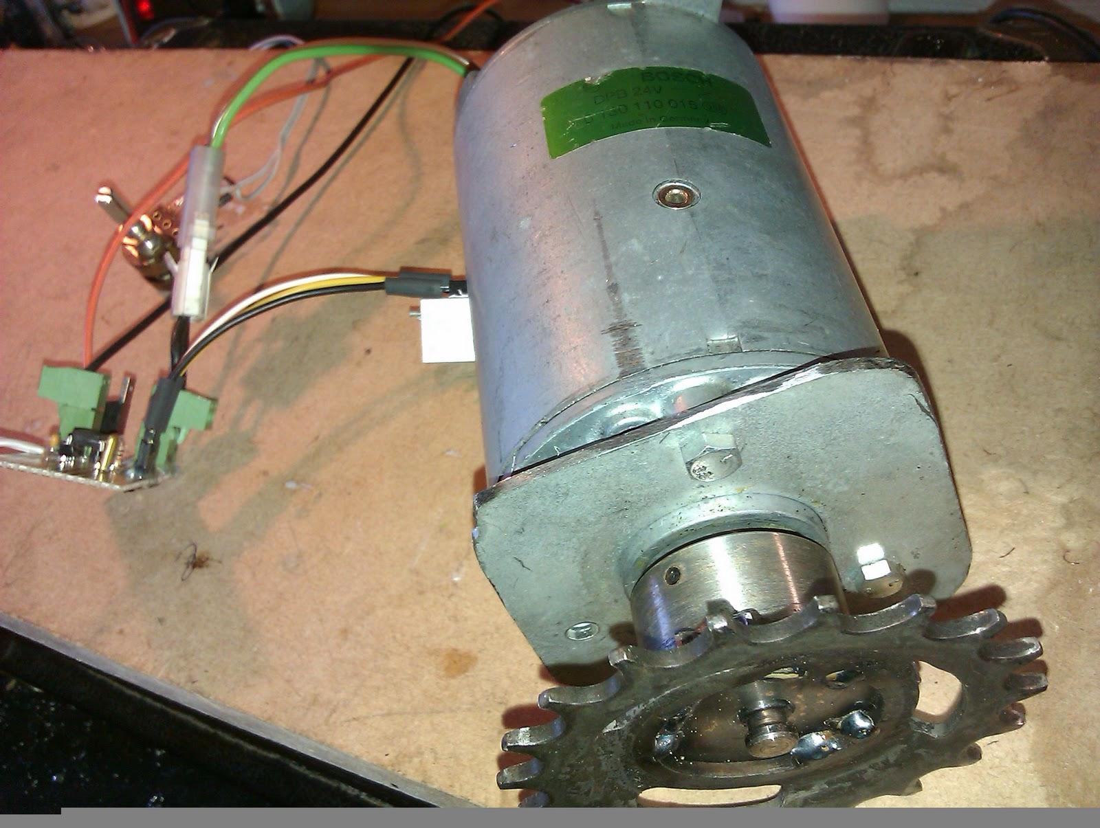 Nerdstuff pwm dc motor controller for diiy electric bicycle for 12 volt 50 watt dc motor