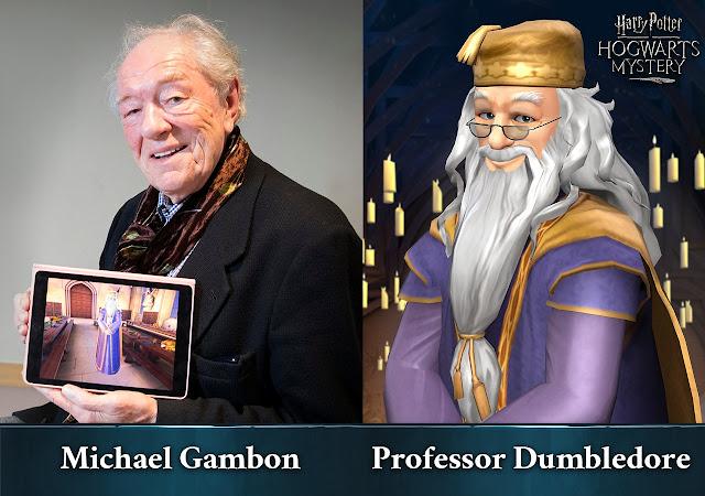 Data de lançamento de 'Harry Potter: Hogwarts Mystery' é divulgada; atores dos filmes vão dublar seus personagens | Ordem da Fênix Brasileira