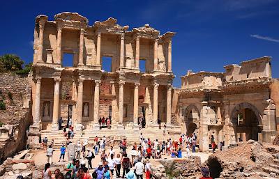 Kota Ephesus - Turki