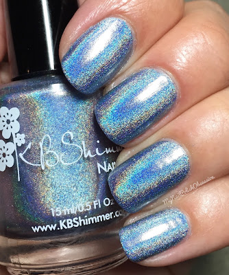KBShimmer Spring 2016; Purr-fectly Paw-some