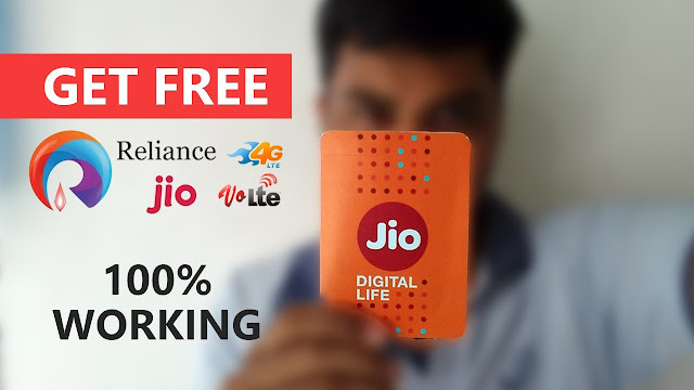 Get Free Jio SIM Card For Any 4G Phone Step By step Complete Solution