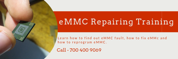 eMMC repairing course new delhi