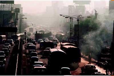 Kontribusi Polusi Udara Terhadap Kesehatan