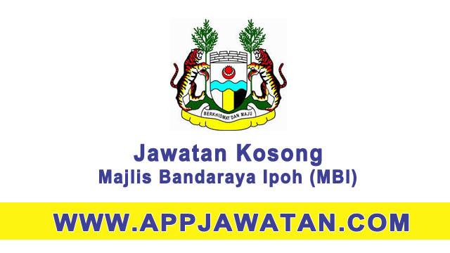 logo Majlis Bandaraya Ipoh (MBI)