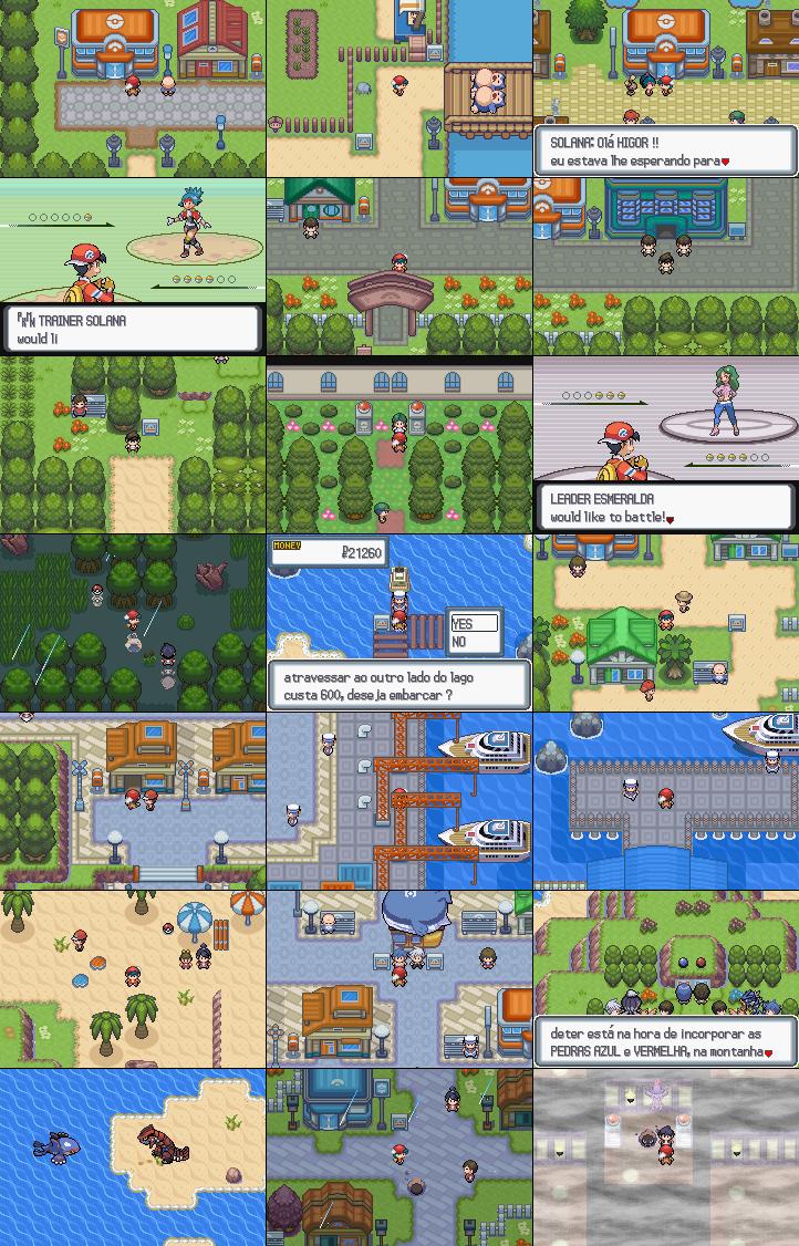fitriblog: Download Pokemon Light Platinum GBA Full Version