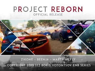 Project Reborn ENB