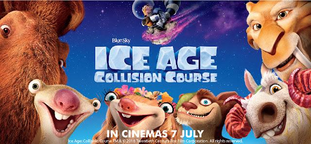 Adventure Spacetastic ICE AGE Di Resorts World Genting