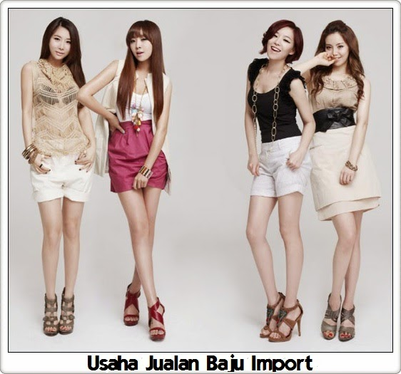 Tips Cara Sukses Memulai Usaha Jualan Baju Import  Tips Cara Sukses Memulai Usaha Jualan Baju Import
