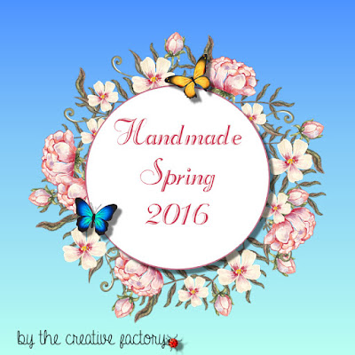 Handmade Spring TCF - My Little Inspirations