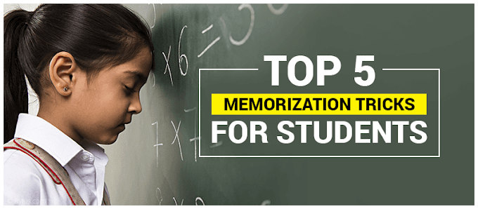 Top 5 Memorization Tricks for Students