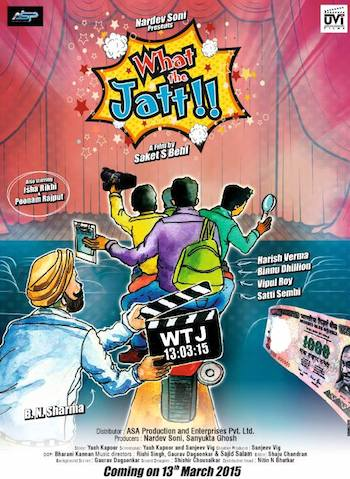 What The Jatt 2015 Punjabi Movie Download