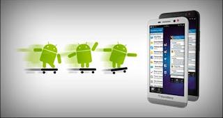 Cara Install Aplikasi Android Di Blackberry dengan Mudah