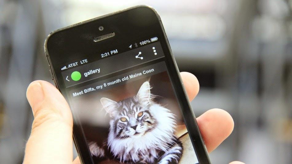 Imgur finalmente tem um app para iPhone