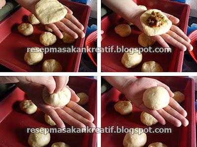 Cara membuat roti goreng
