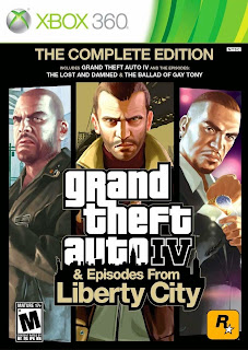 Grand Theft Auto IV & Episodes from Liberty City: The Complete Edition (X-BOX360)