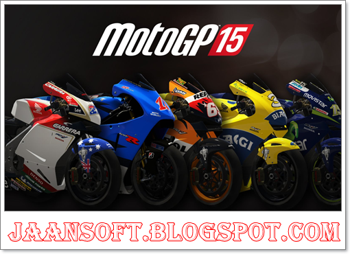 MotoGP 15 PC Game 2017 Free Download