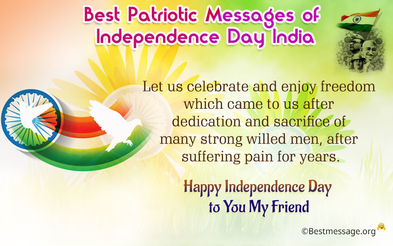 If You Are Looking Best Patriotic Messages U0026 Wishes Of Indian Independence  Day 2016 Check Out This Video :