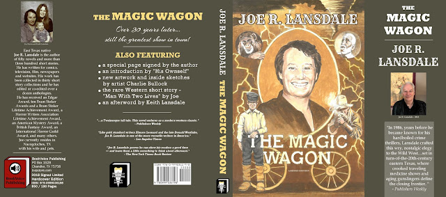 Magic Wagon by Joe R Lansdale