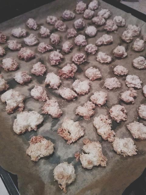 Domowe ciasteczka kokosowe KOKOSANKI