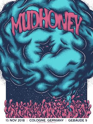 Mudhoney show poster