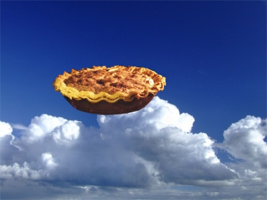 Living Stingy: Pie in the Sky