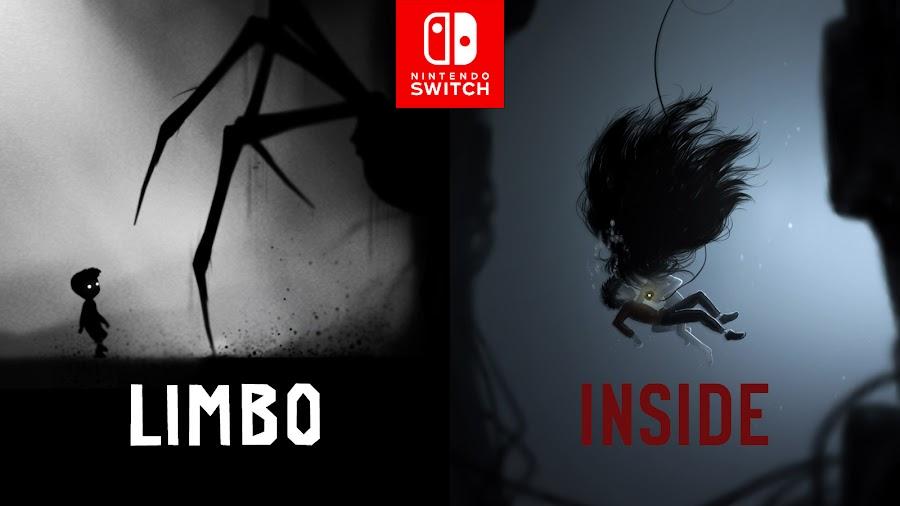 limbo inside playdead nintendo switch