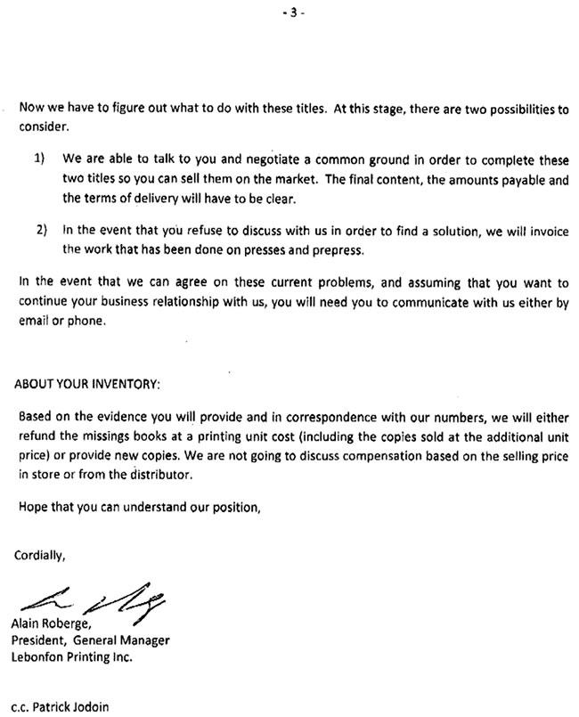 general authorization letter - Kubreeuforic